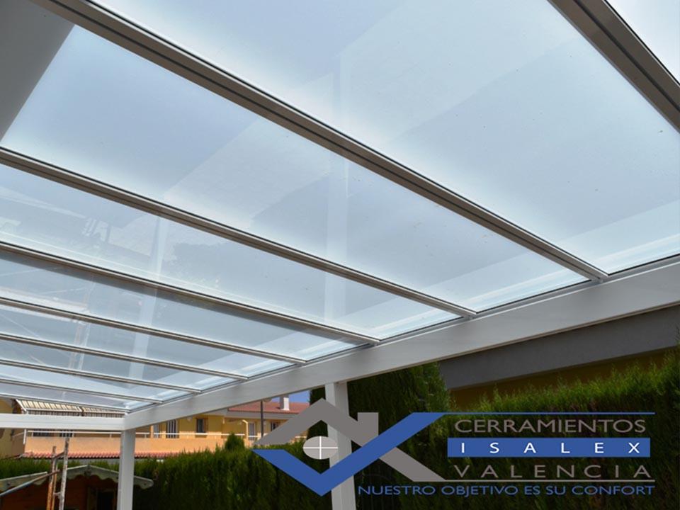 Home cerramientos isalex valencia - Techos de cristal para terrazas ...